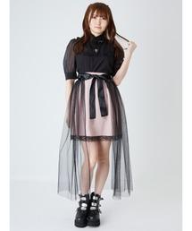 スカート チュールSKドッキングスカート|ZOZOTOWN PayPayモール店