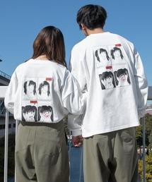 tシャツ Tシャツ レトロガールロンT(ユニセックス)|ZOZOTOWN PayPayモール店