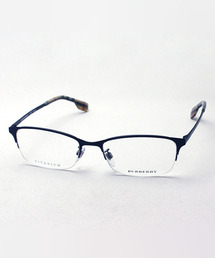 メガネ 【BURBERRY/バーバリー】ハーフリム メガネ BE1333D 1283 ZOZOTOWN PayPayモール店