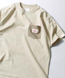 tシャツ Tシャツ 【限定別注】Nilway×ROUND HOUSE USコットンポケット付きビッグTシャツ ZOZOTOWN PayPayモール店