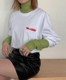 tシャツ Tシャツ ▽【PUBLUX/パブリュクス】チュールシアータートルネックトップス|ZOZOTOWN PayPayモール店