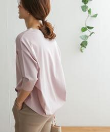 tシャツ Tシャツ コットンタック7分袖プルオーバー|ZOZOTOWN PayPayモール店