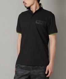 ポロシャツ 胸厚盛りKINGZプリントポロ|ZOZOTOWN PayPayモール店