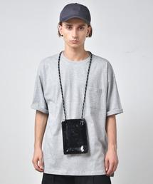 tシャツ Tシャツ ビッグシルエット袖ロールアップTシャツ|ZOZOTOWN PayPayモール店