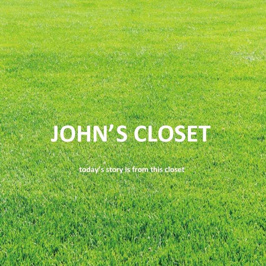 本日限定!JOHN'S CLOSET クーポン